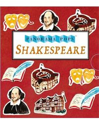 Shakespeare: A Three Dimensional Expanding Pocket Guide