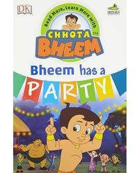 Bheem Has a Party: Read More, Learn More with Chhota Bheem