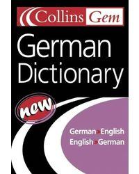Collins Gem German Diction(Nr)