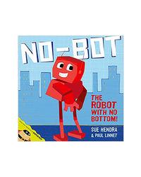 No- Bot, The Robot With No Bottom