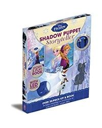 Disney Frozen Shadow Puppet Storyteller (Book+ Kit)