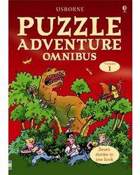 Puzzle Adventure Omnibus Volume 1