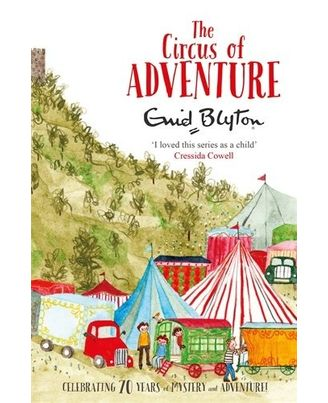 The Circus of Adventure (The Adventure Series)
