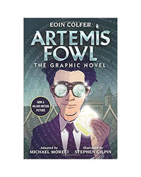 Artemis Fowl: The Graphic Novel (Artemis Fowl 1)
