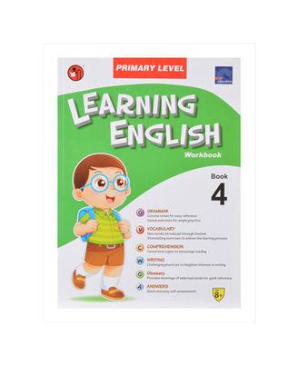 Sap Learning English Workbook Primary Level 4