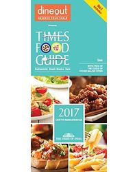 Times Food Guide Goa- 2017