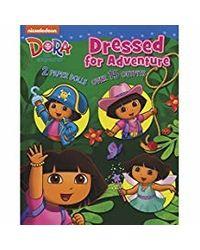 Nickelodeon Dora Dressed for Adventure