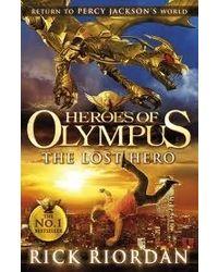 Heroes of olympus: the lost