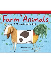 Farm Animals: A Mix- And- Match
