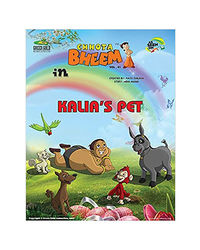 Chhota Bheem In Kalia's Pet- Vol. 41