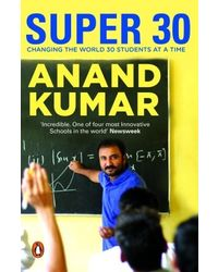 Super 30 changing the world