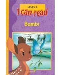 I Can Read Bambi Level 2