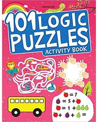 101 Logic Puzzles Activity Book