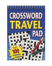 Crossword Travel Pad
