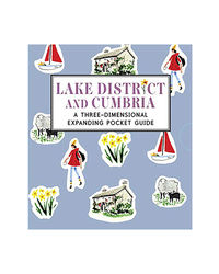 Lake District And Cumbria: A Three- Dimensional Expanding Pocket Guide (City Skylines)