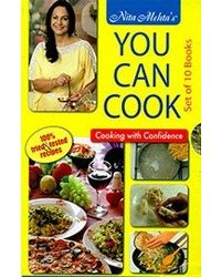 You can cook (Nita Mehta)
