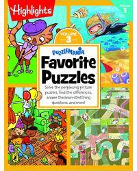 Puzzlemania Favorite Puzzles