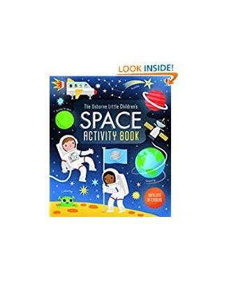 Little Children s Space Activity Book