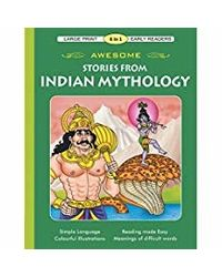 Awesome Stories From Indian Mythology (Early Readers)