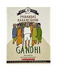 Scholastic Biographies: Gandhi