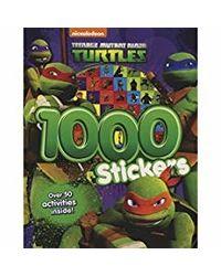 Nickelodeon Teenage Mutant Ninja Turtles 1000 Stickers