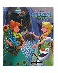 Disney Frozen Fever (Picture Book)