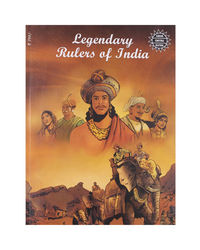 Legendary Rulers Of India (15 In 1) : Special Issue (Amar Chitra Katha)