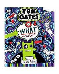 Tom Gates# 15: What Monster?