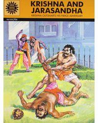 Krishna and Jarasandha (Amar Chitra Katha)