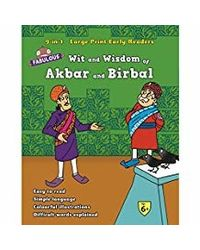 Fabulous Wit and Wisdom of Akbar and Birbal (9 in 1