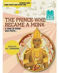 The Prince Who Became a Monk and Other Stories from Tamil Literature