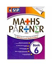 SAP Maths Partner Book 6