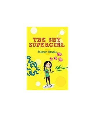Shy supergirl