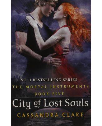 Mortal Instruments 05 City Of Lost Souls
