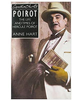 Agatha Christie- Hercule Poirot