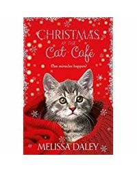 Christmas at the Cat Caf