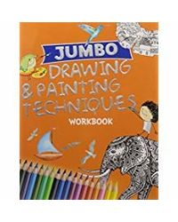 Jumbo Drawing And Painting Techniques