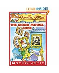 Geronimo Stilton# 15 The Mona Mousa Code