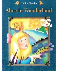 Junior Classics Alice In Wonderland