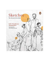 Sketches: The Memoir Of An Artist