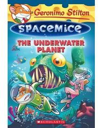 Spacemice: the underwater plane