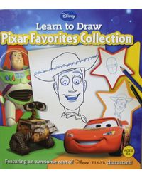 Disney/Pixar Learn to Draw Collection