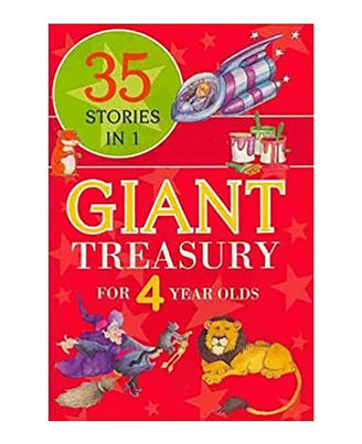 Giant Treasury For 4 Year Olds