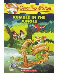 Geronimo stilton# 53 rumble in