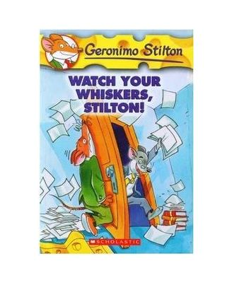 Geronimo Stilton: Watch Your Whiskers, Stilton