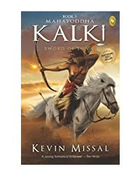 Mahayoddha Kalki: Sword of Shiva (Book 3)
