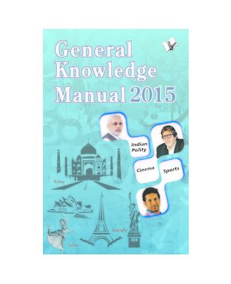 General knowledge manual 2015