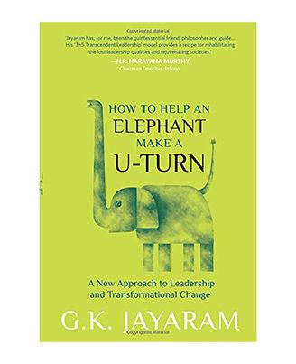 How To Help An Elephant Make A U- Turn