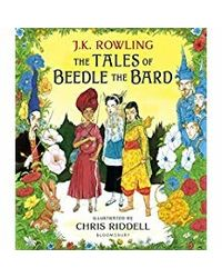 The Tales of Beedle the Bard- Illustrated Edition: A magical companion to the Harry Potter stories