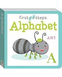 First Step Alphabet
